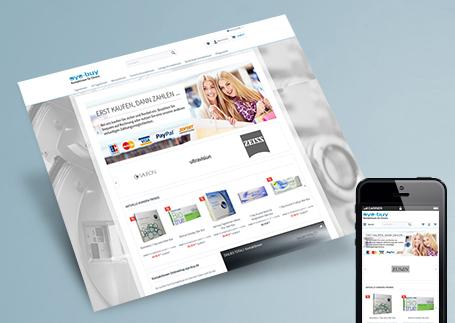 Unternehmen-Homepage